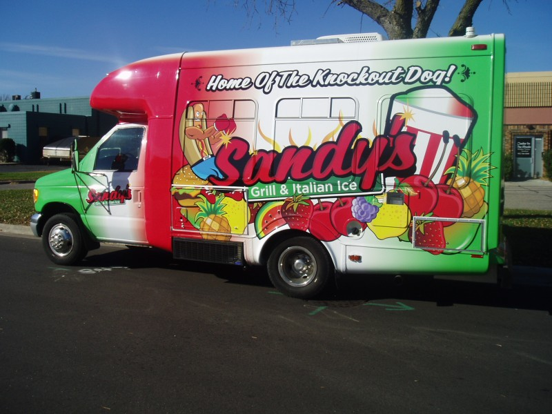 Sandy S Italian Food Truck